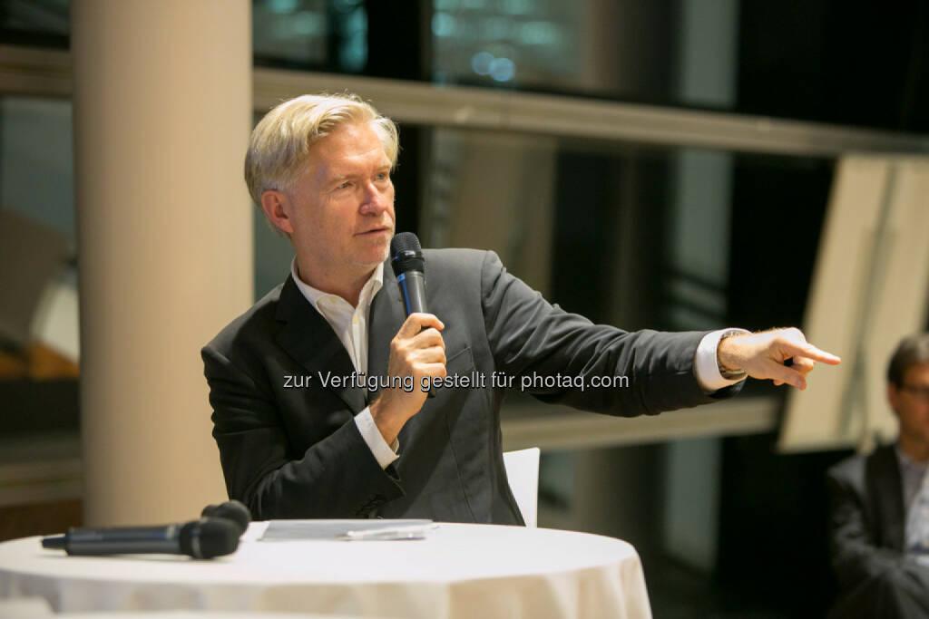 Peter Pelinka, © Martina Draper (16.10.2015)