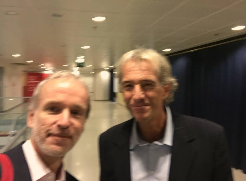 Mit Andreas Du-Rieux verschwommen in Linz  (16.10.2015)