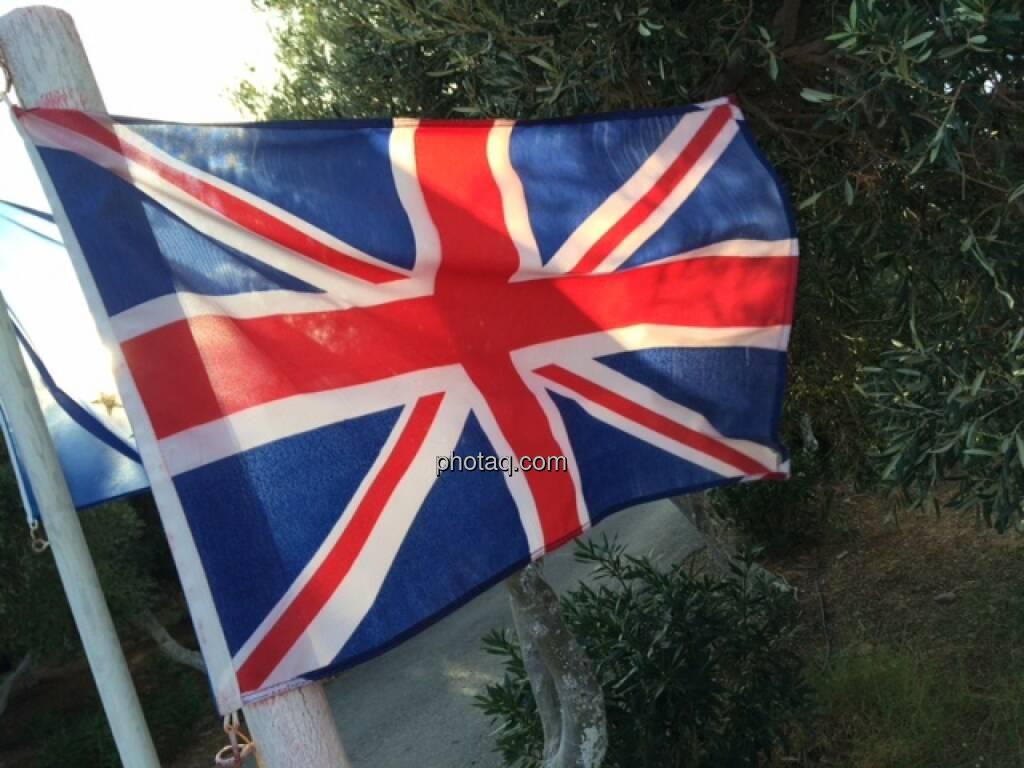 England, Großbritannien, Fahne, Union Jack, © Martina Draper (17.10.2015)