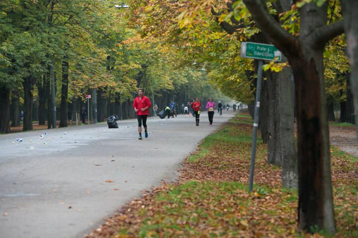 LCC Herbstmarathon 2015, Prater Hauptallee