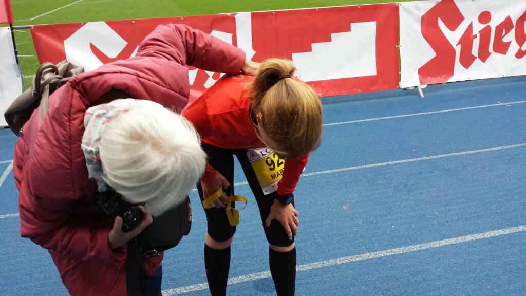 die Schmerzen in den Beinen waren kaum auszuhalten, © Martina Draper (19.10.2015)