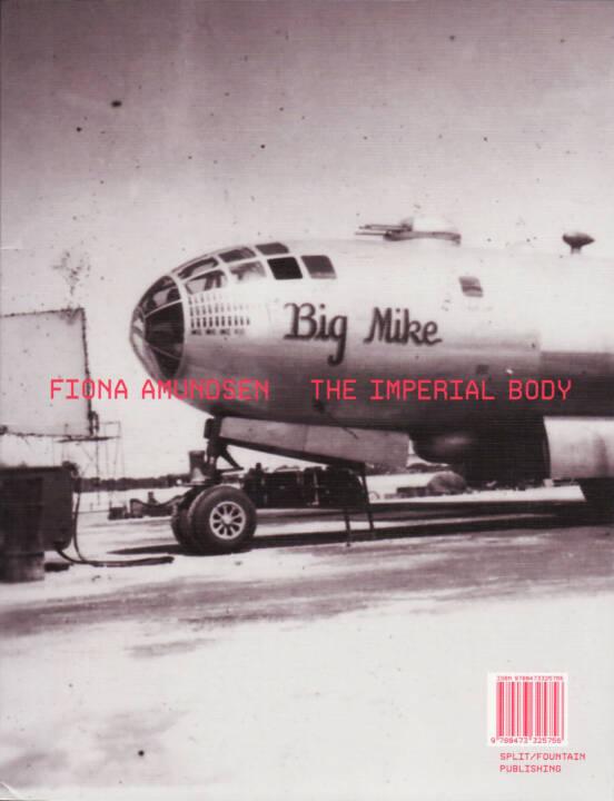 Fiona Amundsen - The Imperial Body, split/fountain 2015, Cover - http://josefchladek.com/book/fiona_amundsen_-_the_imperial_body