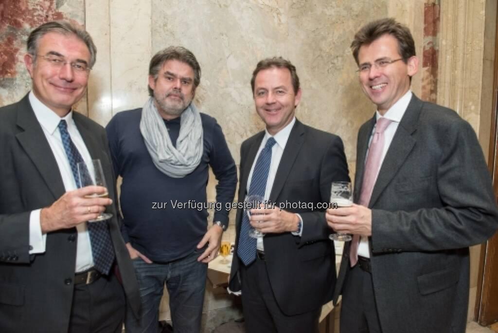 Veranstaltung Aktienforum: Kapitalmarktwende?  (20.10.2015)
