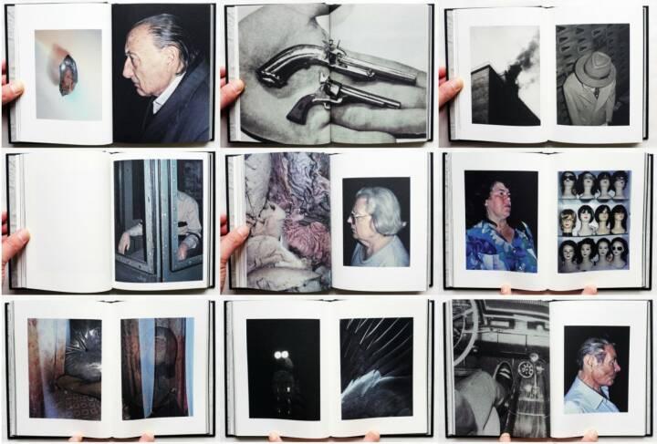 Salvi Danés - Blackcelona, Dalpine 2015, Beispielseiten, sample spreads - http://josefchladek.com/book/salvi_danes_-_blackcelona