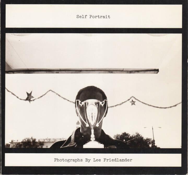 Lee Friedlander - Self Portrait, Haywire Press 1970, Cover - http://josefchladek.com/book/lee_friedlander_-_self_portrait