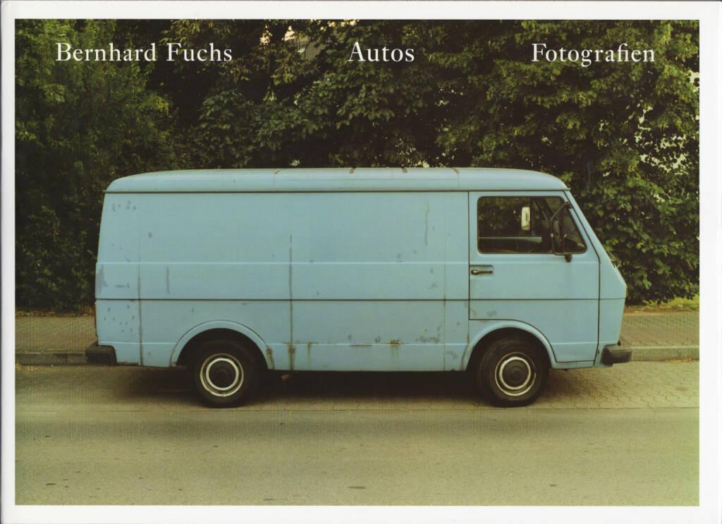 Bernhard Fuchs - Autos, König 2006, Cover - http://josefchladek.com/book/bernhard_fuchs_-_autos, © (c) josefchladek.com (25.10.2015)