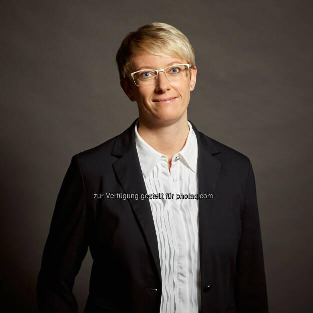 Sonja Rohringer wurde per 1. September 2015 zur Leitung Internal Audit der Semper Constantia Privatbank AG bestellt : (c) Semper Constantia Privatbank, © Aussendung (27.10.2015)