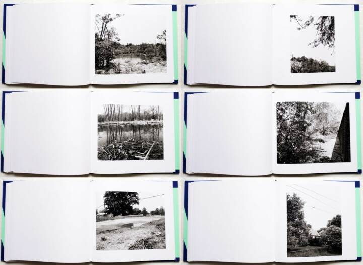 John Gossage - The Pond (second edition), Aperture 2010, Beispielseiten, sample spreads - http://josefchladek.com/book/john_gossage_-_the_pond_second_edition