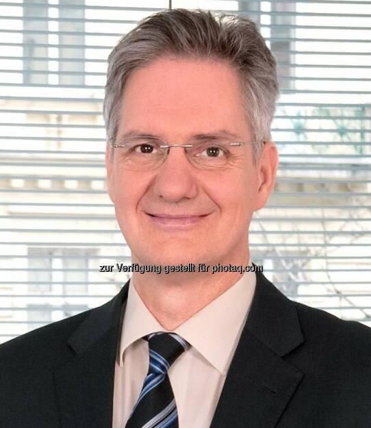Markus Partl : Neuer Marktfolge-Vorstand komplettiert den Vorstand der Ärztebank : Fotocredit: Ärztebank, © Aussendung (29.10.2015)