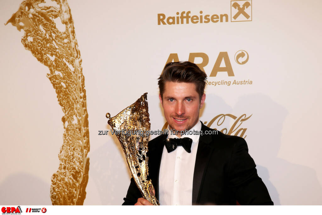 Marcel Hirscher : Photo: GEPA pictures/ Hans Oberlaender (30.10.2015)