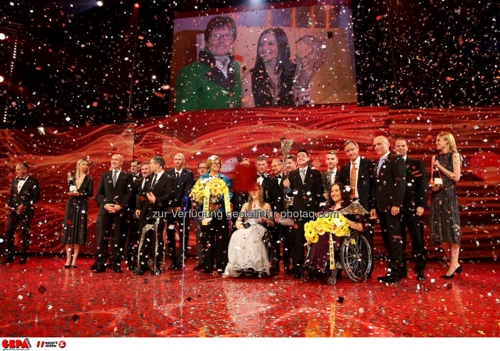 Preisträger : Photo: GEPA pictures/ Hans Oberlaender (30.10.2015)