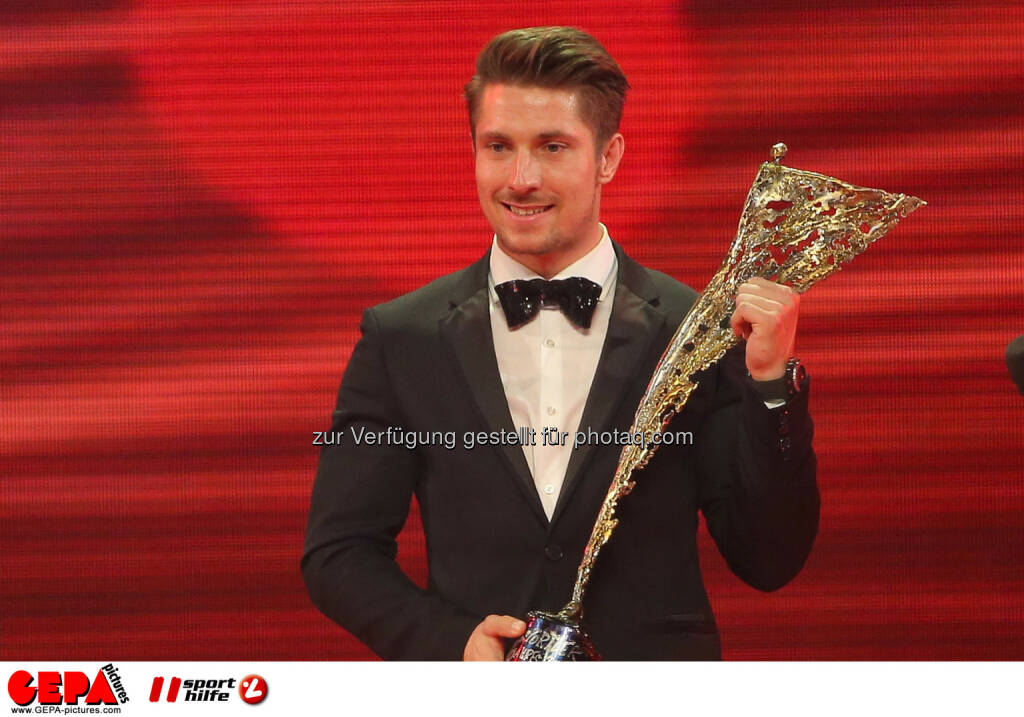 Marcel Hirscher : Photo: GEPA pictures/ Christian Walgram (30.10.2015)