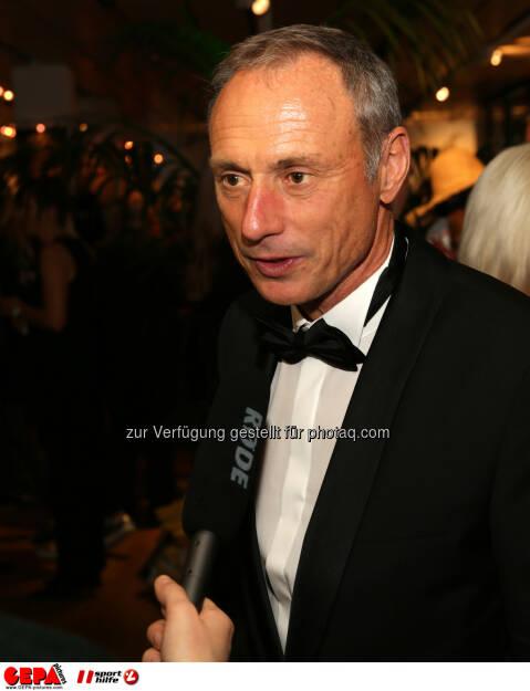 Anton Schutti : Photo: GEPA pictures/ Walter Luger (30.10.2015)