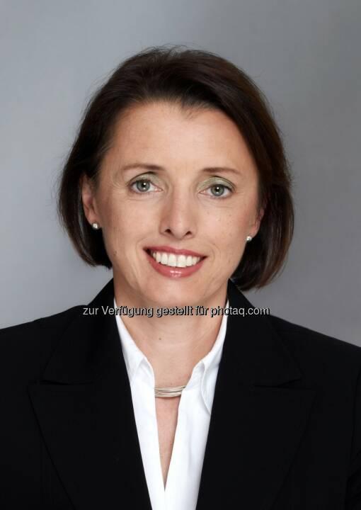 Waltraud Kaserer : Per 1. Jänner 2016 Neue Leiterin der Stabstelle Corporate Communications des internationalen Faserkonzerns Lenzing AG : (c) Lenzing Gruppe