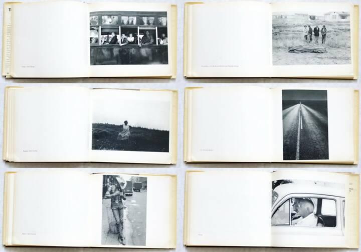 Robert Frank - The Americans, Grove Press 1959, Beispielseiten, sample spreads - http://josefchladek.com/book/robert_frank_-_the_americans
