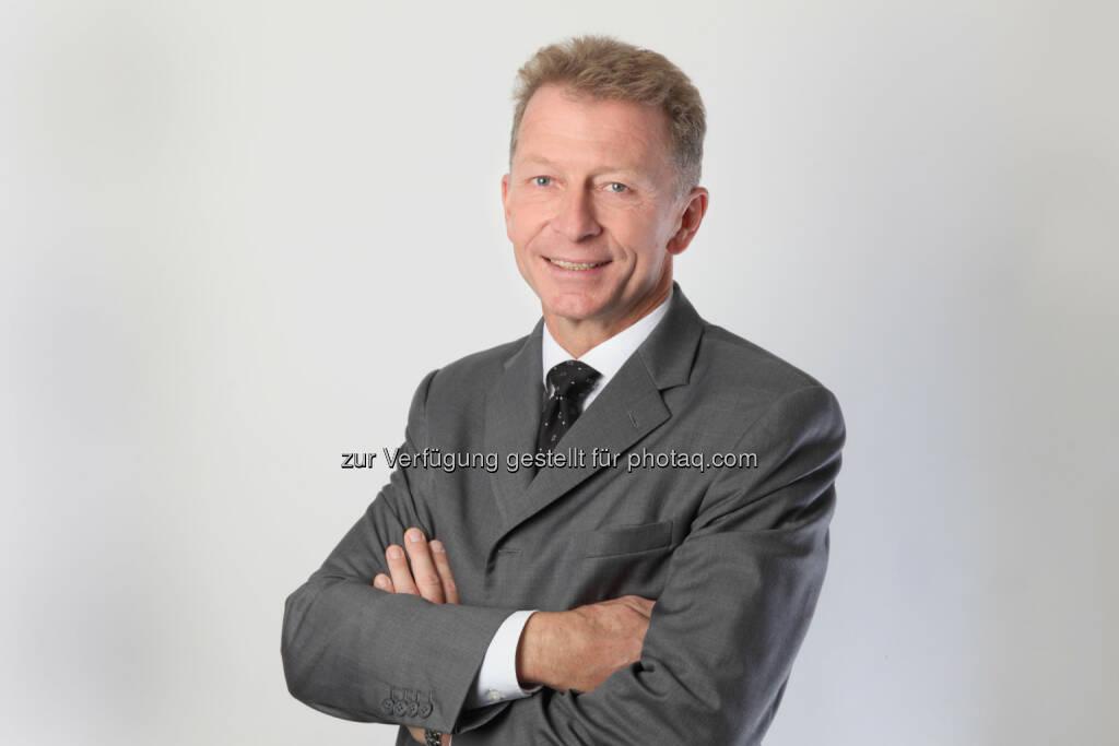 Dieter Bodingbauer : Neuer Vice President Public Transport bei Kapsch CarrierCom : Fotocredit: Kapsch AG, © Aussendung (02.11.2015)