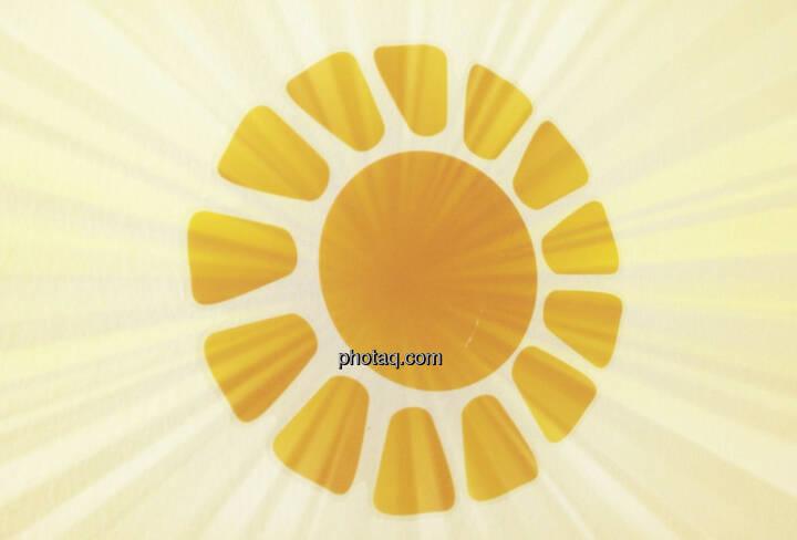 Sonne, Sonnenschein