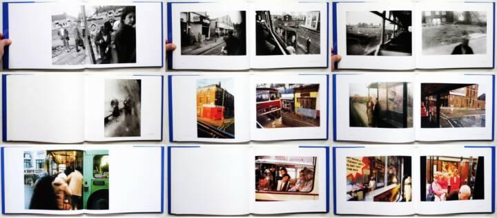 Tom Wood - All Zones Off Peak, Dewi Lewis 1998, Beispielseiten, sample spreads - http://josefchladek.com/book/tom_wood_-_all_zones_off_peak