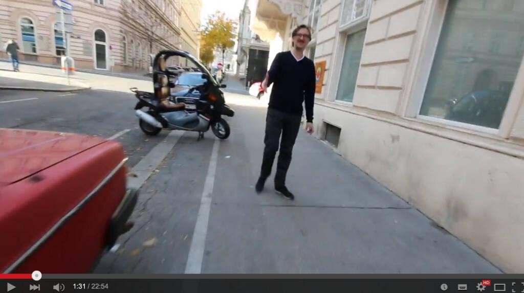 Josef Chladek sagt Hallo zu venicraft (03.11.2015)