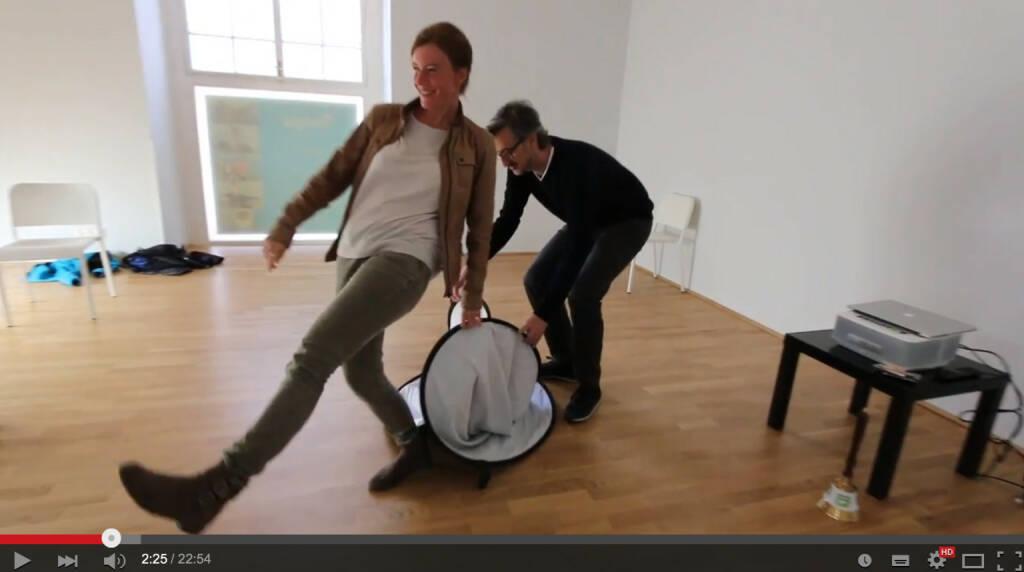 Langer Schritt Martina Draper, Josef Chladek (03.11.2015)