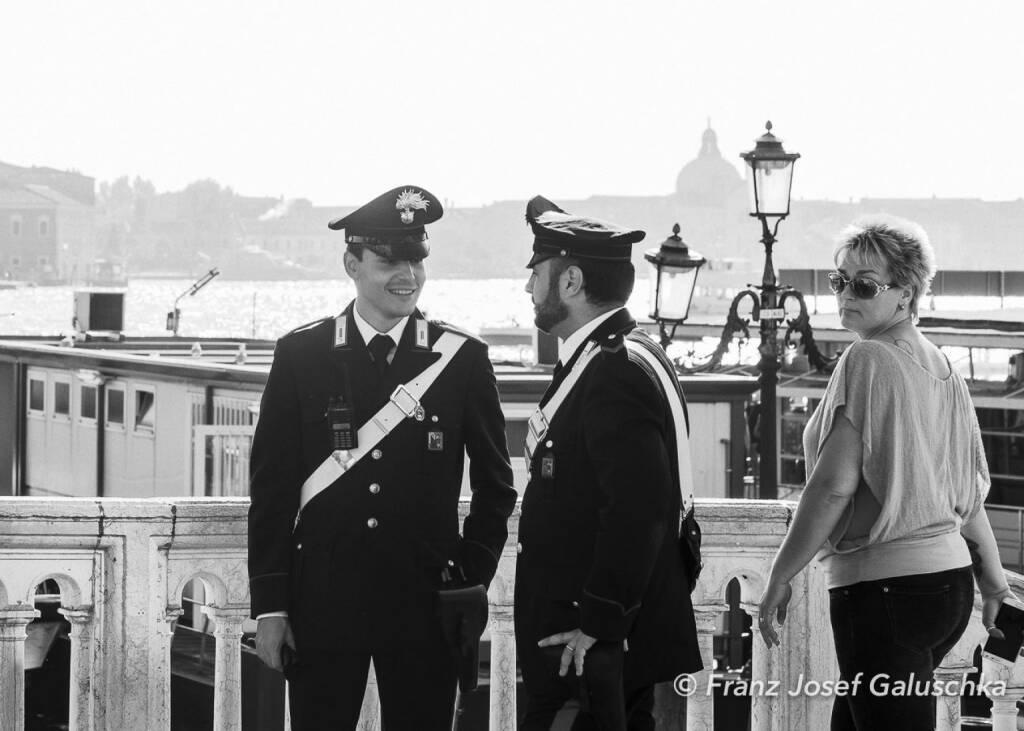 Polizei Italien, © Franz Josef Galuschka (03.11.2015)