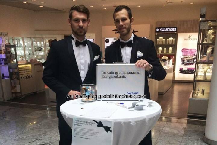Verbund: Nutzt eure Chance Kinotickets für den neuen James Bond zu gewinnen! Heute erwarten euch unsere Agenten in der Millenium City und im  FORUM 1 - Shopping am Bahnhof . Wir wünschen euch viel Glück! http://to.verbund.com/1LxwSIJ  Source: http://facebook.com/verbund