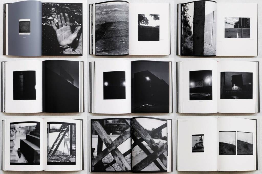 John Gossage - Berlin in the Time of the Wall, Loosestrife Editions 2004, Beispielseiten, sample spreads - http://josefchladek.com/book/john_gossage_-_berlin_in_the_time_of_the_wall , © (c) josefchladek.com (04.11.2015)