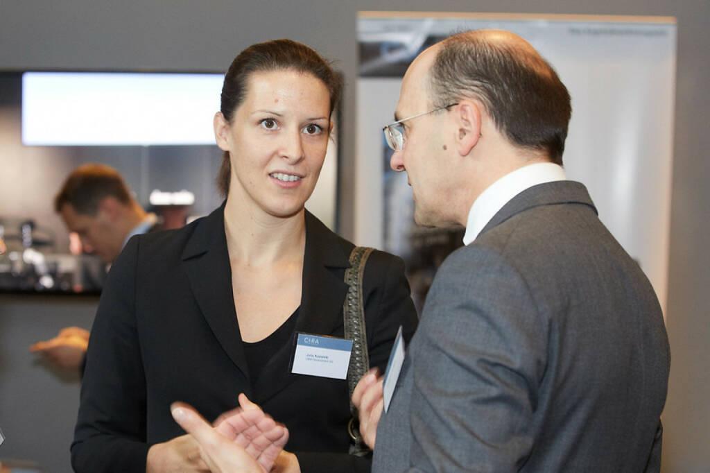 Julia Kozielski (UBM), © APA-Fotoservice für CIRA. Mit freundlicher Genehmigung der CIRA. (04.11.2015)
