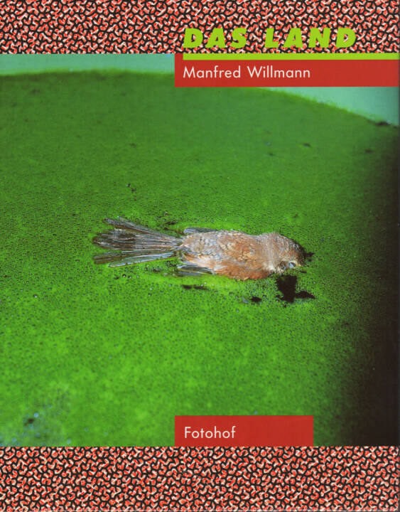 Manfred Willmann - Das Land, Fotohof 2000, Cover - http://josefchladek.com/book/manfred_willmann_-_das_land