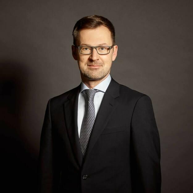 Gerald Deimel verantwortet seit August 2015 als General Counsel den Bereich Legal, Tax & Compliance der Semper Constantia Privatbank AG (C) Semper Constantia, © Aussender (05.11.2015)