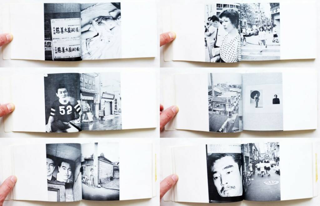 Nobuyoshi Araki - Sentimental Journey: Okinawa Sequel, Self published 1971, Beispielseiten, sample spreads http://josefchladek.com/book/nobuyoshi_araki_-_sentimental_journey_okinawa_sequel_荒木経惟_属_センチメンタル_な_旅_沖縄-変, © (c) josefchladek.com (07.11.2015)