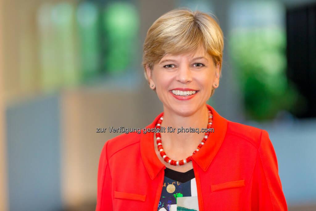 Barbara Bittner : Zur Rektorin der FH Campus Wien gewählt : Fotocredit: FH Campus Wien/Schedl, © Aussendung (09.11.2015)