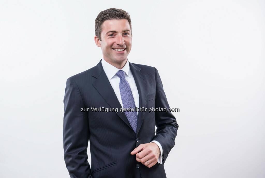 Günther Helm (Sprecher der Geschäftsleitung und Hofer-Generaldirektor) : Projekt 2020: Hofer eröffnet in Niederösterreich erste CO2-emissionsfreie Filiale - in Bergland bei Wieselburg : Fotocredit: Hofer, © Aussender (10.11.2015)