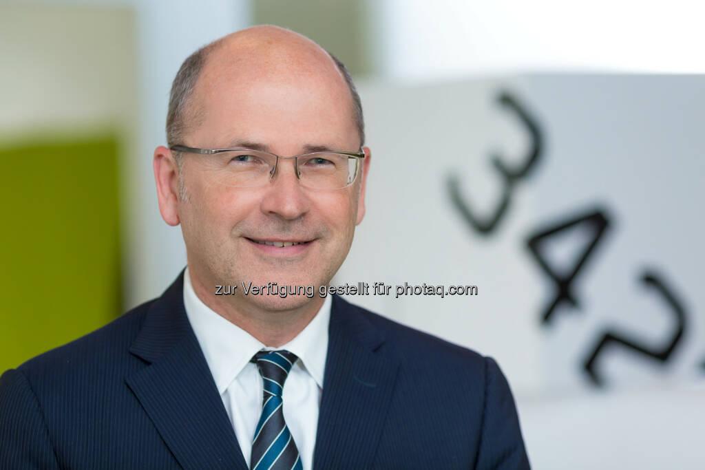 Heinrich Kugler : Neues Vorstandsmitglied der Wien 3420 Aspern Development AG seit 1.Oktober 2015 : Fotocredit: Wien 3420/Ludwig Schedl, © Aussendung (10.11.2015)