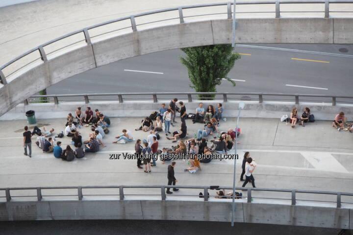 Orte Raumplanungssymposium 2015: Demokratie in der Planung? : Möglichkeiten der Bürgerbeteiligung in der Orts- und Regionalentwicklung : Hürden, Erfolgsfaktoren und Ziele im Zusammenhang mit einer gelungenen Bürgerbeteiligung sind Thema des 5. Orte-Raumplanungssymposiums in St. Pölten : Dazu werden Best Practices aus dem In-und Ausland vorgestellt, die Vorbild für eine demokratischere Planung sind : Fotocredit: Orte Architekturnetzwerk NÖ/Schlögl