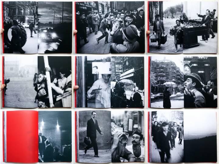 Xavier Miserachs - Miserachs Barcelona, Editorial RM 2015, Beispielseiten, sample spreads - http://josefchladek.com/book/xavier_miserachs_-_miserachs_barcelona