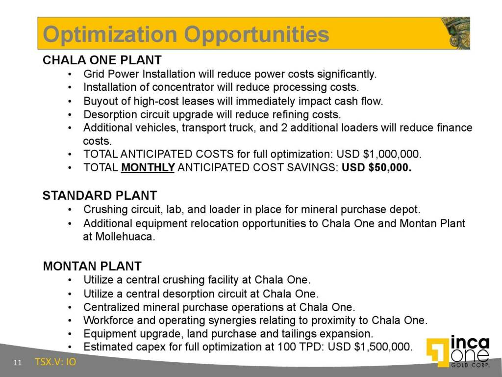 Optimization Opportunities (12.11.2015)