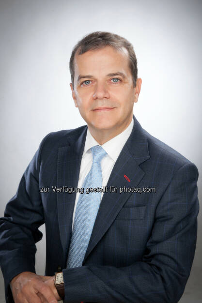 Pierre-Henri Bruchon : Der Aufsichtsrat der Constantia Flexibles Gruppe hat Pierre-Henri Bruchon (53) zum Leiter der Pharma Division ernannt. Er wird seine Position zum 1. Januar 2016 antreten © Constantia Flexibles/Fayer, © Aussendung (12.11.2015)