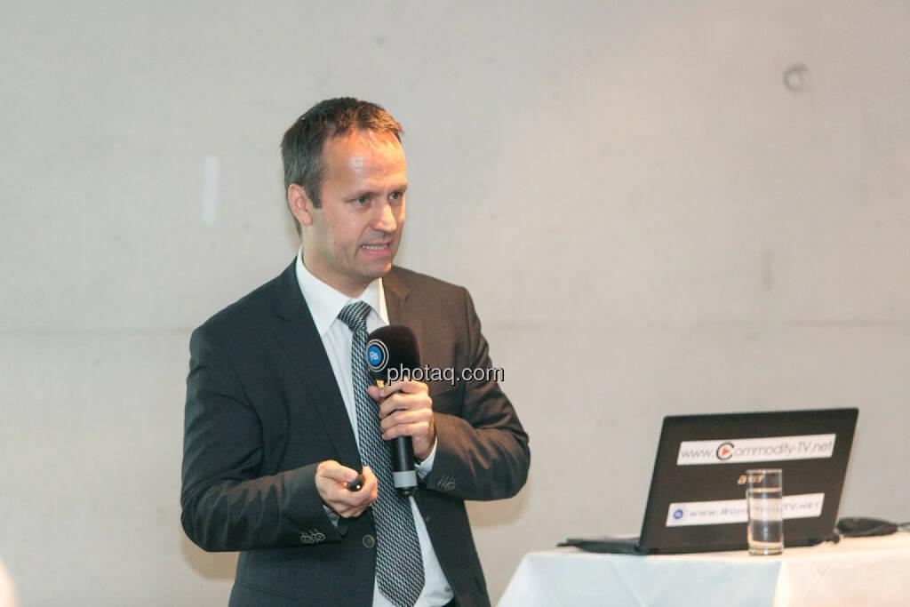 Joe Brunner, SmallCap Investor, © Martina Draper/photaq (12.11.2015)