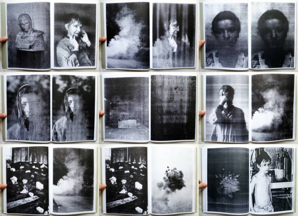 Thomas Hauser - The Wake of Dust, Self published 2015, Beispielseiten, sample spreads - http://josefchladek.com/book/thomas_hauser_-_the_wake_of_dust, © (c) josefchladek.com (13.11.2015)