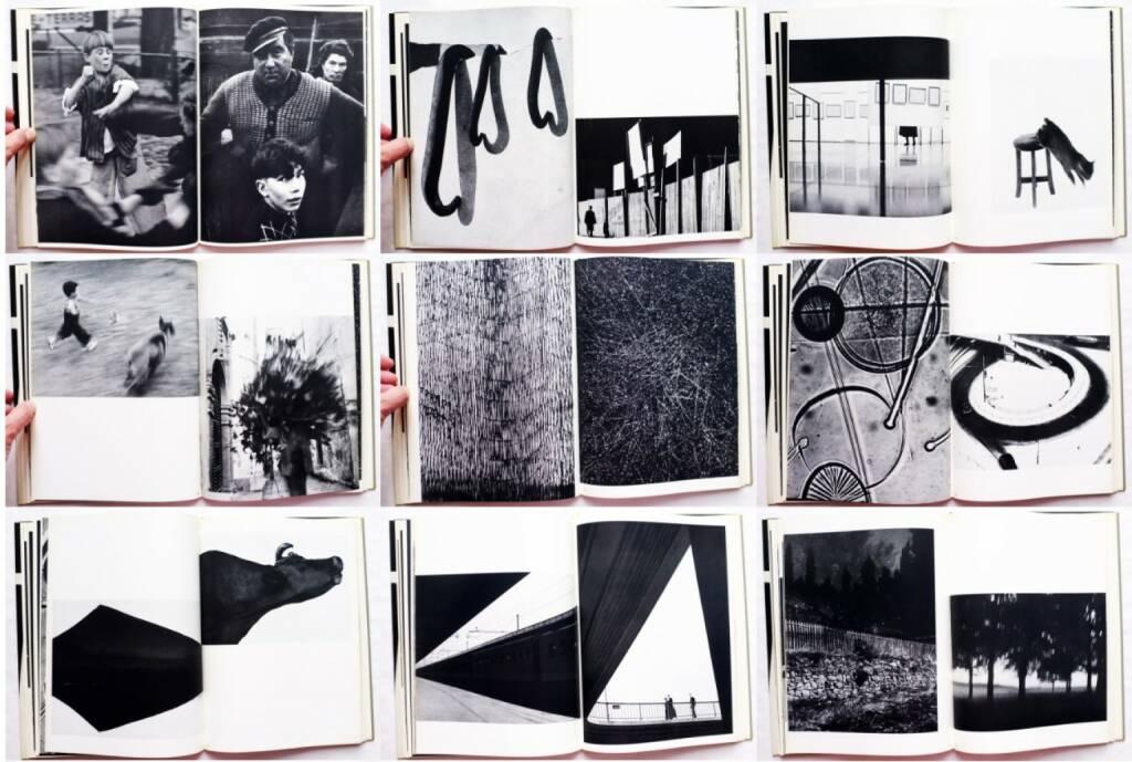 Otto Steinert - Subjektive Fotografie 2 - Ein Bildband moderner Fotografie, Brüder Auer Verlag 1955, Beispielseiten, sample spreads - http://josefchladek.com/book/otto_steinert_-_subjektive_fotografie_2_-_ein_bildband_moderner_fotografie, © (c) josefchladek.com (13.11.2015)