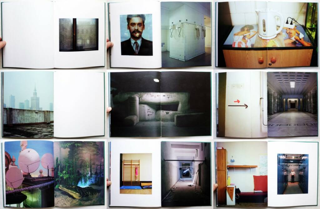 Jacek Fota - PKiN, Fundacja Centrum Architektury 2015, Beispielseiten, sample spreads - http://josefchladek.com/book/jacek_fota_-_pkin, © (c) josefchladek.com (17.11.2015)