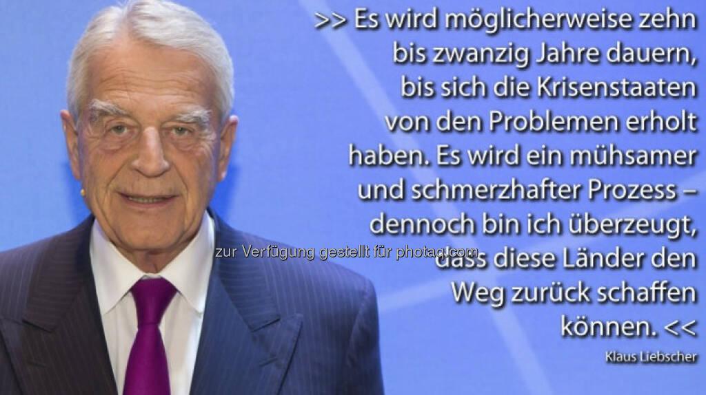 Klaus Liebscher mit Sager zu Zypern für http://www.puls4.com/austrianews/Pro-und-Contra-Zitate-vom-25-03-2013/artikel/11738 (c) Puls 4 (26.03.2013)