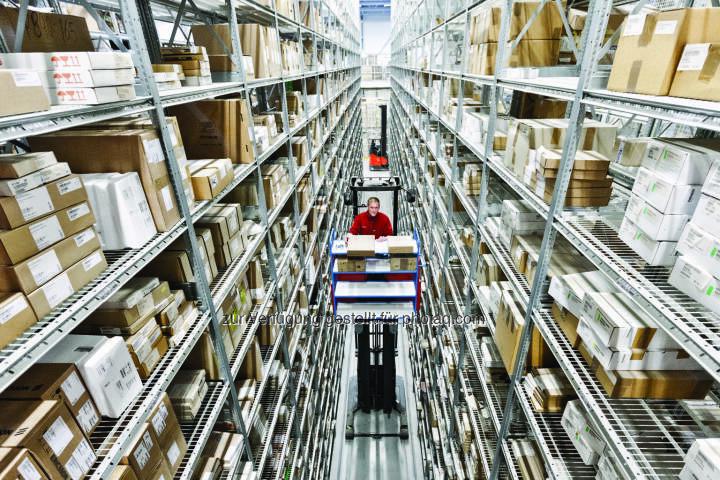 DB Schenker in Österreich: DB Schenker entwickelt zukunftsweisende E-Commerce-Lösung Netlivery (C) DB Schenker