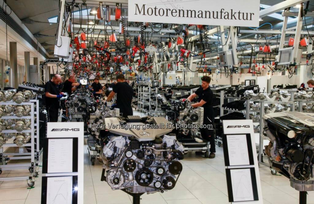 Weiterer Standort für Mercedes-AMG in Mannheim (C) Daimler, © Aussendung (18.11.2015)