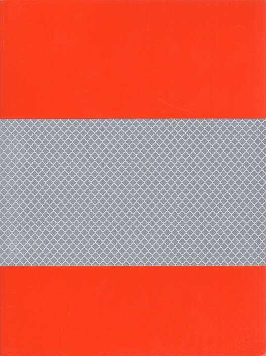 Jon Reid - Predominantly Orange, sharperstill 2011, Cover - http://josefchladek.com/book/jon_reid_-_predominantly_orange