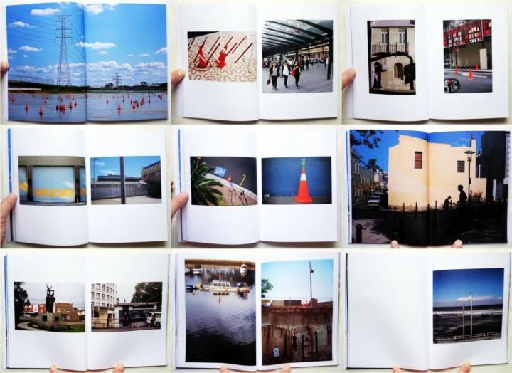 Jon Reid - Predominantly Orange, sharperstill 2011, Beispielseiten, sample spreads - http://josefchladek.com/book/jon_reid_-_predominantly_orange