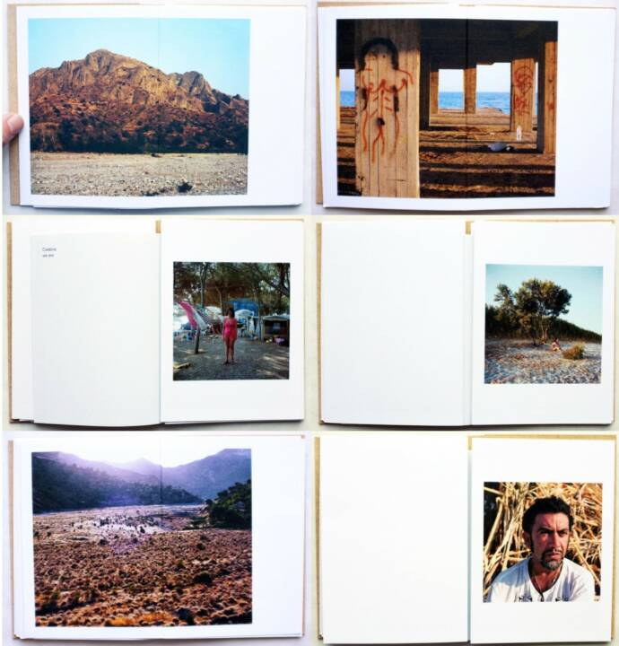 Alessandra Kila - Calabria Upon Return, Paper Tigers Books 2015, Beispielseiten, sample spreads - http://josefchladek.com/book/alessandra_kila_-_calabria_upon_return