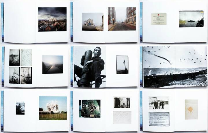 Chris Dorley-Brown - The Longest Way Round, Overlapse 2015, Beispielseiten, sample spreads - http://josefchladek.com/book/chris_dorley-brown_-_the_longest_way_round