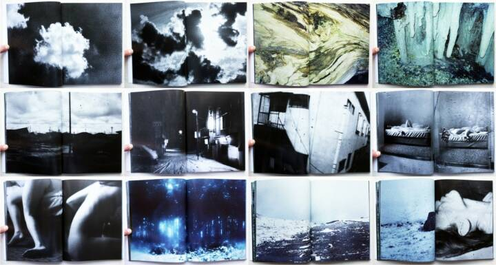 Daisuke Yokota - Taratine (横田大輔 - 垂乳根), Session Press 2015, Beispielseiten, sample spreads - http://josefchladek.com/book/daisuke_yokota_-_taratine